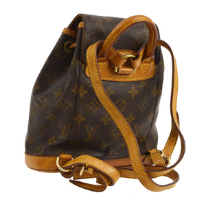 Montsouris Mini Backpack Louis Vuitton