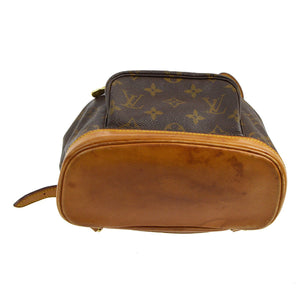 Montsouris Mini Backpack Louis Vuitton tradesy