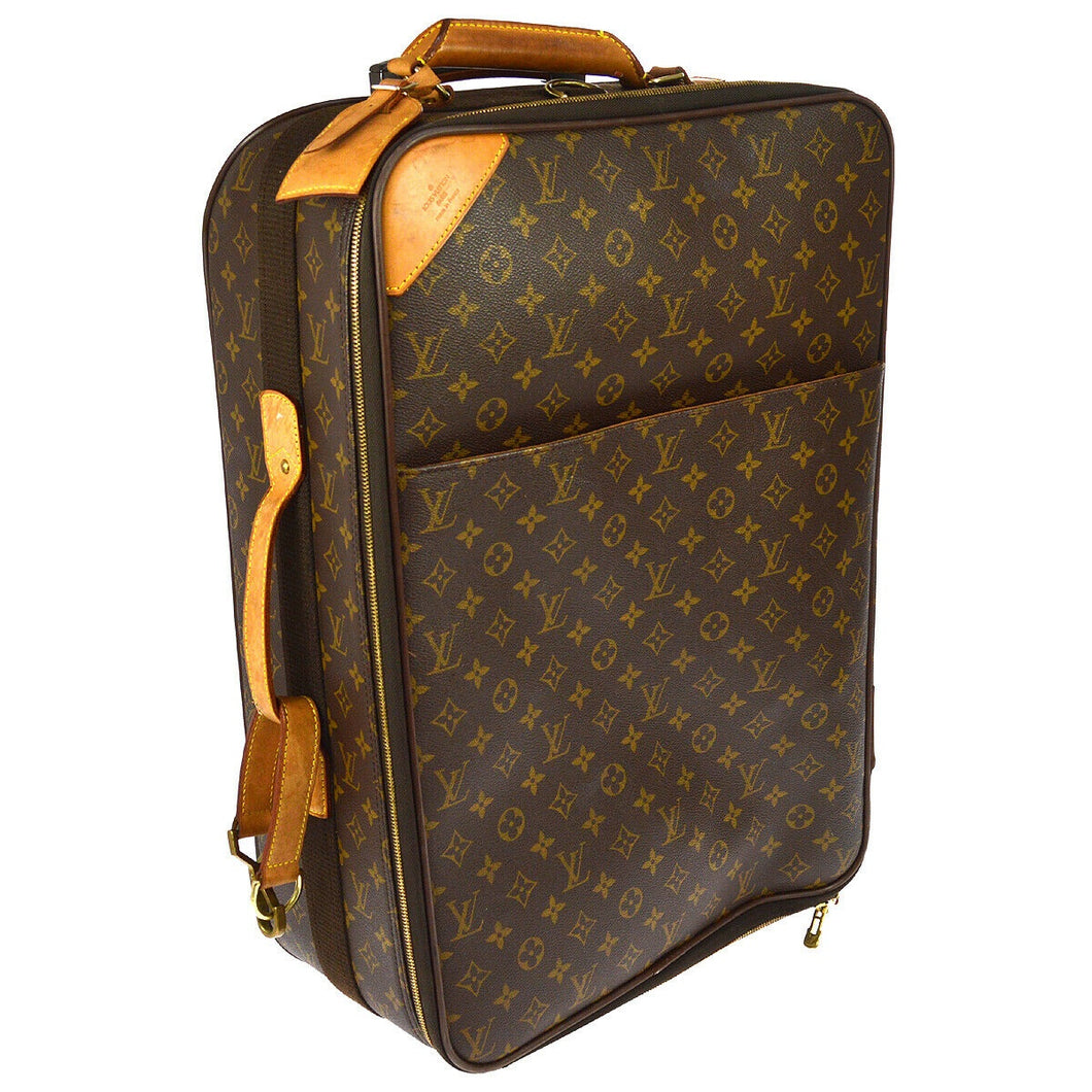 LOUIS VUITTON Monogram Pégase 55