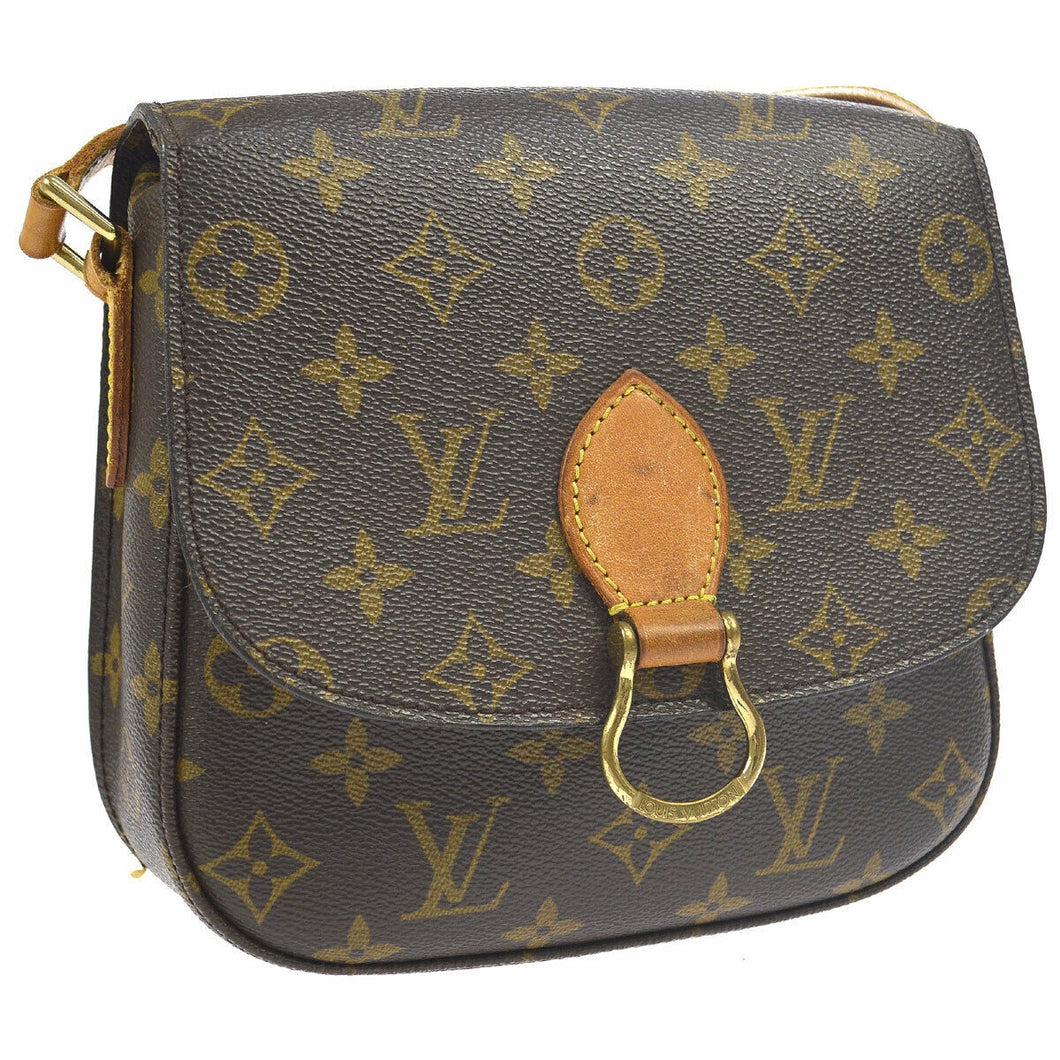 LOUIS VUITTON Monogram MM Saint Cloud