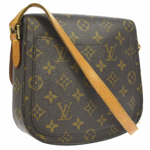 LOUIS VUITTON Monogram MM Saint Cloud the real real