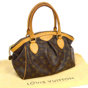 Tivoli Hand Tote Bag Louis Vuitton