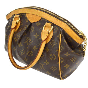 Tivoli Hand Tote Bag Louis Vuitton the real real