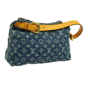 Louis Vuitton Monogram Denim Baggi PM