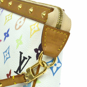 LOUIS VUITTON Multicolore Monogram Pochette Accessories chiara ferragni