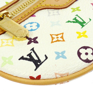 LOUIS VUITTON Multicolore Monogram Pochette Accessories at the real real