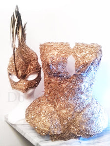 Do Art Corine Corset & Headpiece