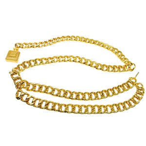 Chanel CC Perfume Bottle Motif Chain