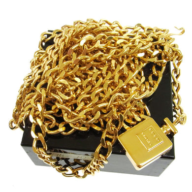 Chanel CC Chain Necklace