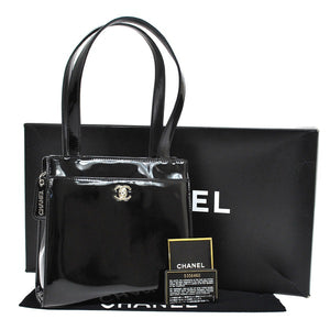 Chanel vintage CC Shoulder Tote bag