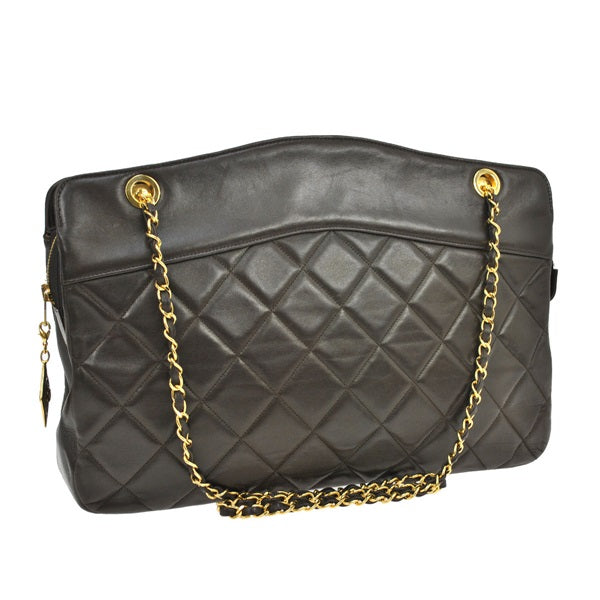 Chanel CC Chain Shoulder Tote bag