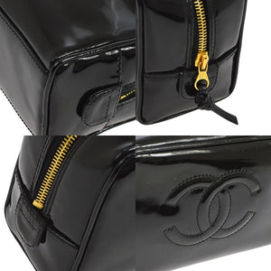 Chanel vintage CC Cosmetic handbag on sale