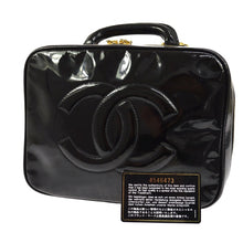 Chanel vintage CC Cosmetic handbag