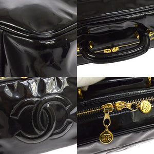 Authentic Chanel vintage CC Cosmetic handbag