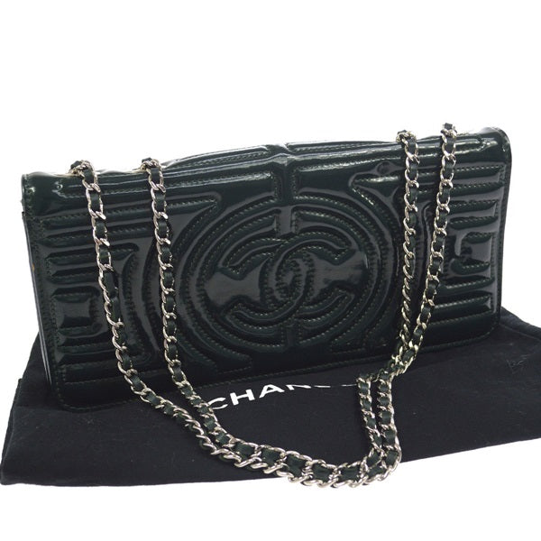 Chanel 2.55, Double Chain Chanel CC Shoulder Bag