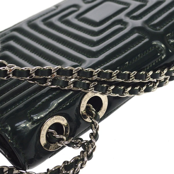 64218ee4ae2 Chanel CC Double Chain Shoulder Bag – Luxury Boutique Italy