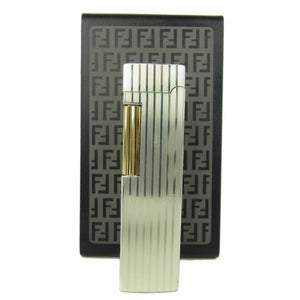 FENDI FF Vintage Rollagas Cigarette Lighter the real real