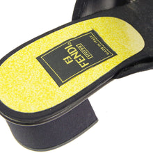 FENDI SANDALS SHOES LEATHER VESTIAIRE COLLECTIVE