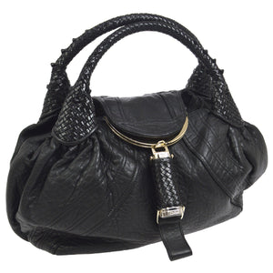 Fendi Leather Spy Bag  tradesy