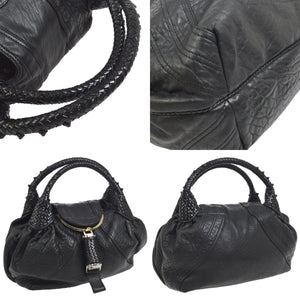 Fendi Leather Spy Bag the real real