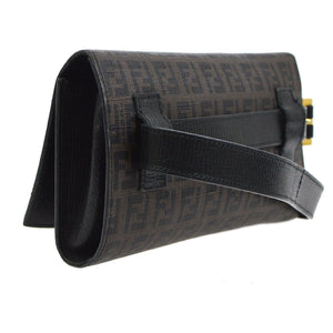 FENDI Zucca FF Waist Bag  the real real