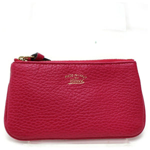 Gucci Swing Women's Coin Purse with Key Chain Wallet