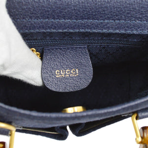 GUCCI GG Canvas Mini Shoulder Tote
