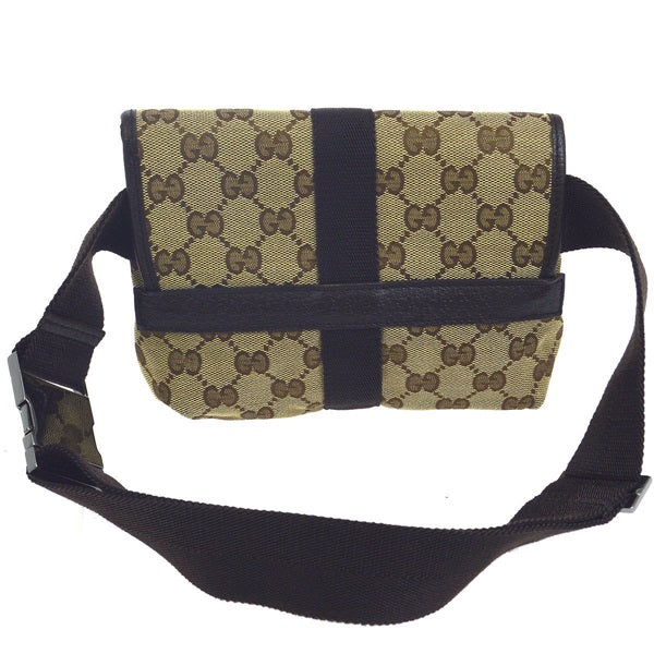 3a7aa8e3b96 Gucci GG Canvas Waist Bum Bag Compact – Luxury Boutique Italy