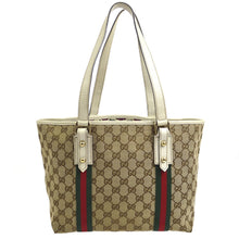 GUCCI GG Canvas Shelly Mini Shoulder Tote
