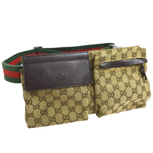 Gucci GG Canvas Waist Bag