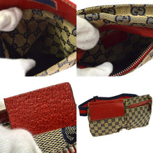 Gucci GG Canvas Waist Bum Bag