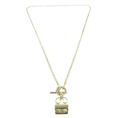 Hermès Amulette Pendant Necklace
