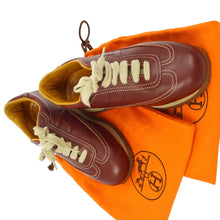 Hermès Golf Leather Sneakers