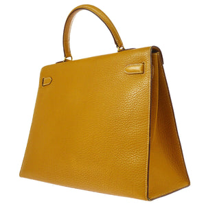 Hermes Kelly Sellier 35 beige