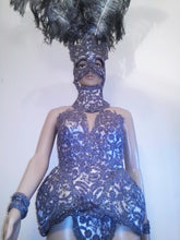 Do Art Corset and Headpiece Cate