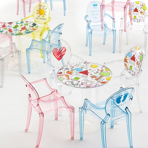 KARTELL LOU LOU GHOST PHILIPPE STARCK