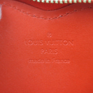 LOUIS VUITTON Vernis Coeur Coin Purse