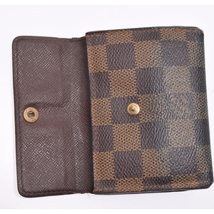 Authentic LOUIS VUITTON DAMIER LUDLOW WALLET