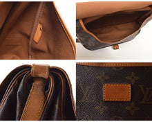 Louis Vuitton Saumur Vintage Bag