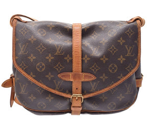 Louis Vuitton Crossbody Saumur bag