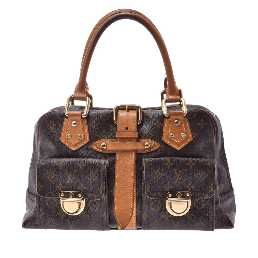 LOUIS VUITTON Monogram Manhattan GM