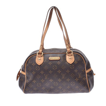 LOUIS VUITTON Monogram Montorgueil PM