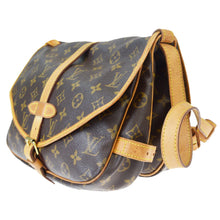 LOUIS VUITTON Monogram Saumur 30 on sale