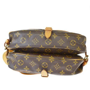 LOUIS VUITTON Monogram Saumur 30 at vestiaire collective