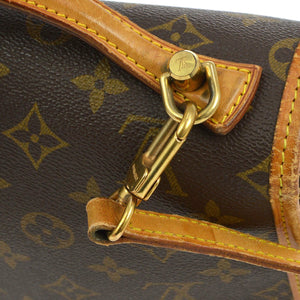 LOUIS VUITTON Monogram Bel Air Satchel business
