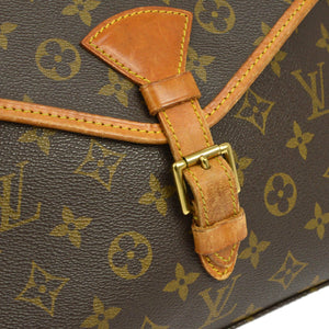 LOUIS VUITTON Monogram Bel Air Satchel mens gift