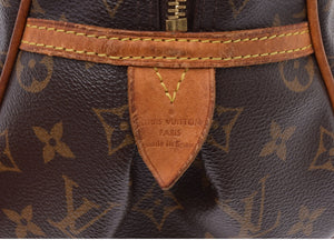 LOUIS VUITTON Monogram Montorgueil PM on tradesy