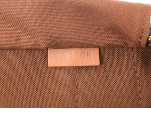 authentic LOUIS VUITTON Monogram Montorgueil PM