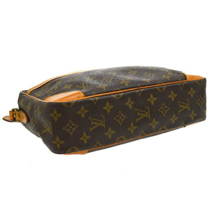 Louis Vuitton Trocadero 30 Brown and tan monogram coated canvas