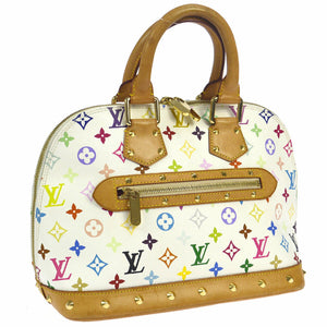 LOUIS VUITTON Multicolore Monogram Alma PM